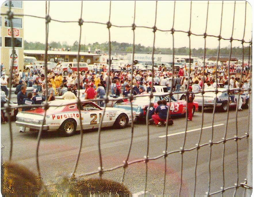 Bench Racing From the Volunteer State: April 8, 1979 - A legendary ...
