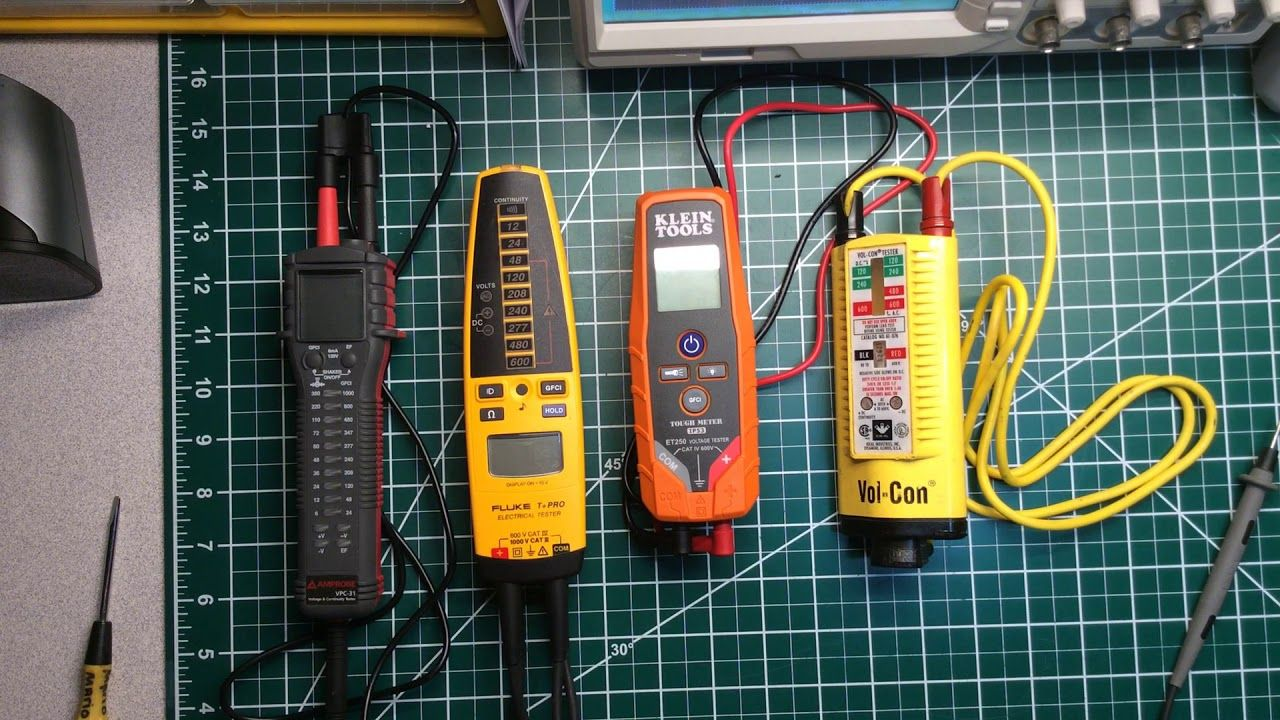 Pin By ალეკსი ვაგინი On Lizi Electrical Testers Klein Tools Electricity