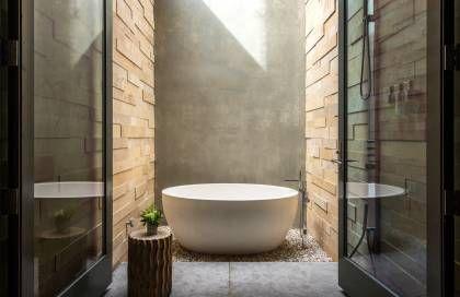 Entzuckend Moderne Badezimmer Einrichtungen   30 Bilder Und Ideen