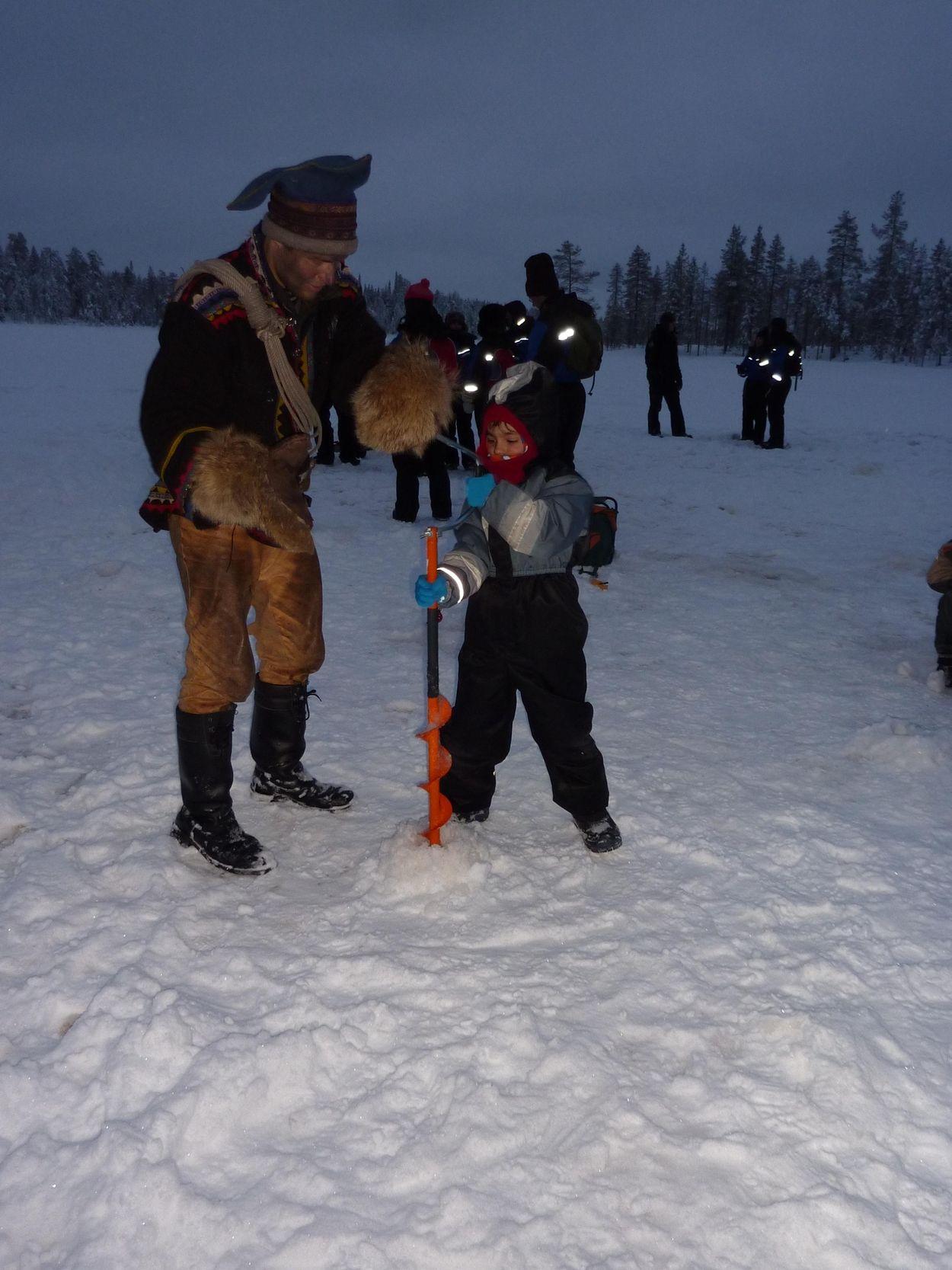 Resultado de imagem para familia da Laponia