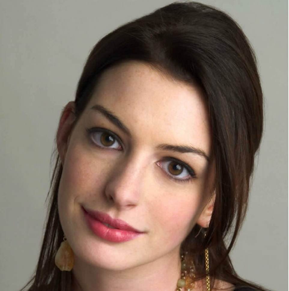 Anne Hathaway Eye Color: Color Analysis Quiz - What Colors Look Good On Me