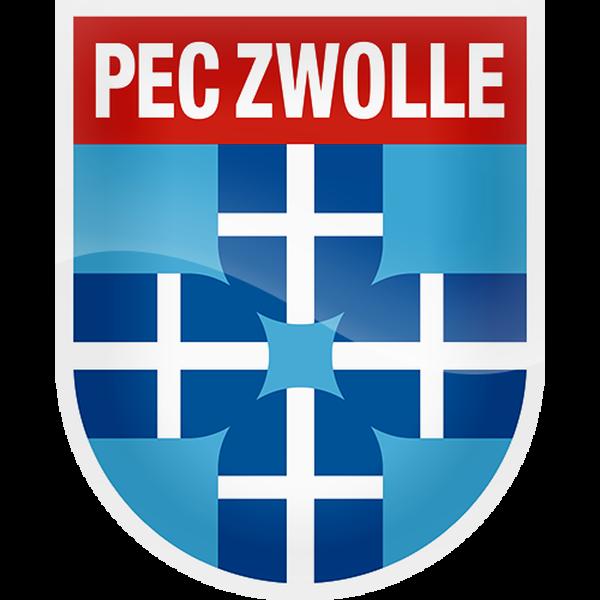 pec zwolle voetbal tactiek logo s