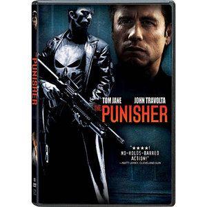 The Punisher Dvd Walmart Com The Punisher Movie Thomas Jane Punisher