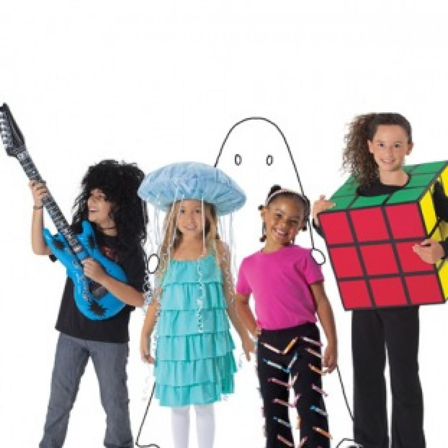 35+ Easy Homemade Halloween Costumes for Kids - parenting.com  sc 1 st  Pinterest : easy halloween costumes for children  - Germanpascual.Com