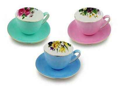T2 Jumbo Tea Cups » Eat Drink Chic | Teacups | Pinterest | Teacup ...