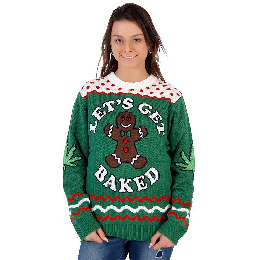ugliest christmas sweaters do you a unique sense of humor have your buddies rolling around on - Unique Christmas Sweaters