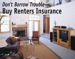Renter's insurance protects your property from damage or ...