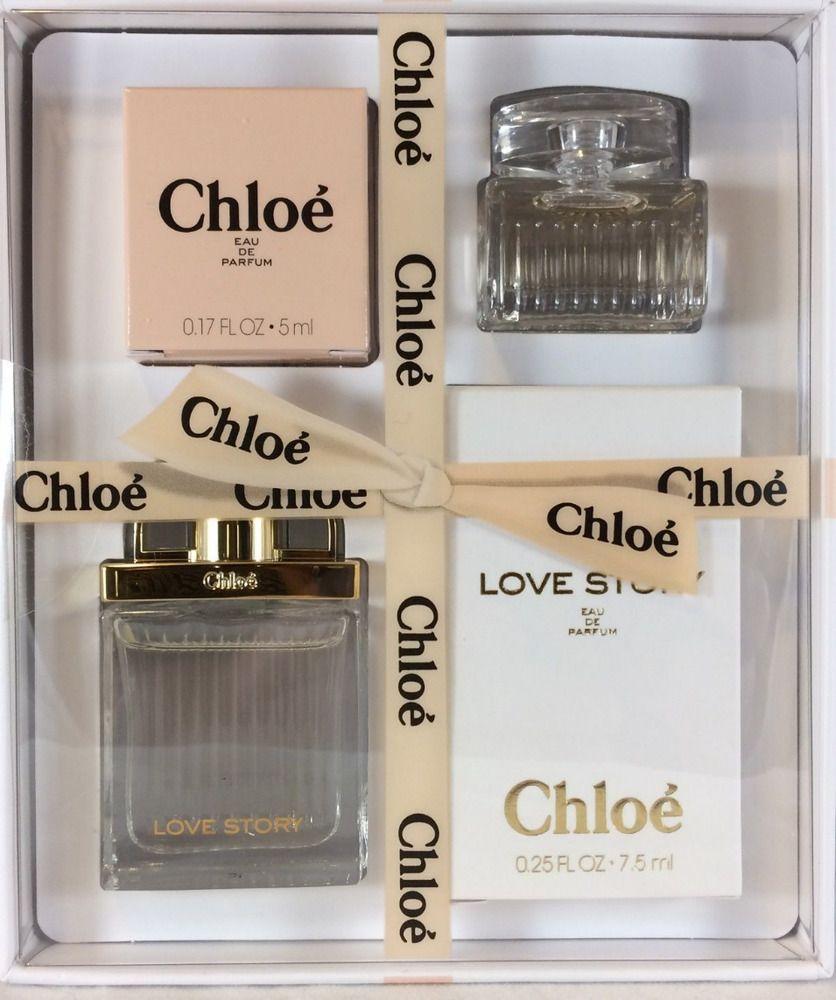 Perfumes Chloe Story De Chloéamp; Parfums Details About Love Eau Mini PZukiX