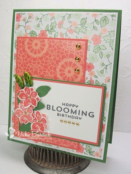 Its a stamp thing sweet sundayblooming birthday cards its a stamp thing sweet sundayblooming birthday m4hsunfo