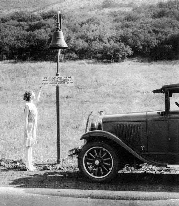 Who Invented The Automobile: How El Camino Real, California's 'Royal Road,' Was