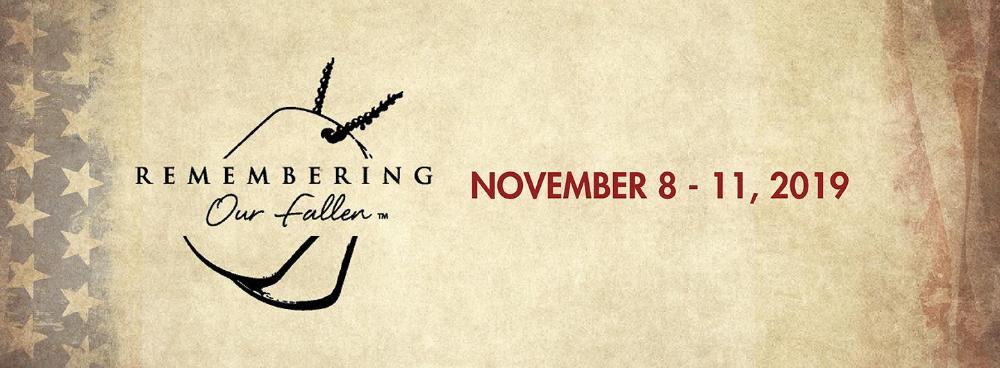 Annual November Veterans Celebration 2019 Tropicana