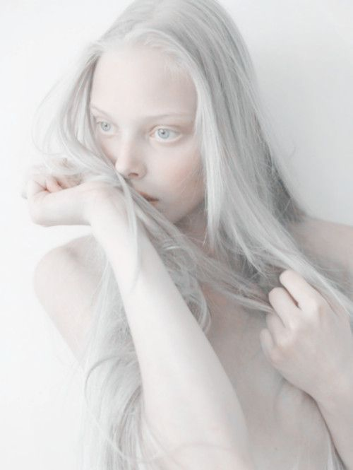 Albino white girl with big ass picture 834