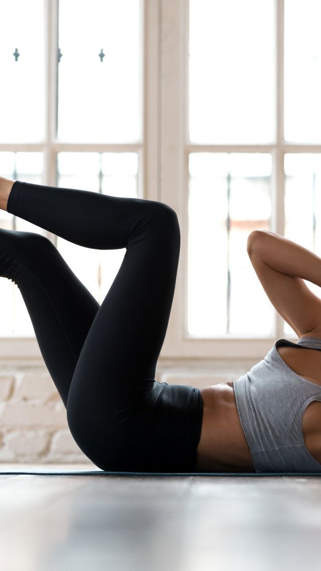 Best athome workout app for when it's too cold for the