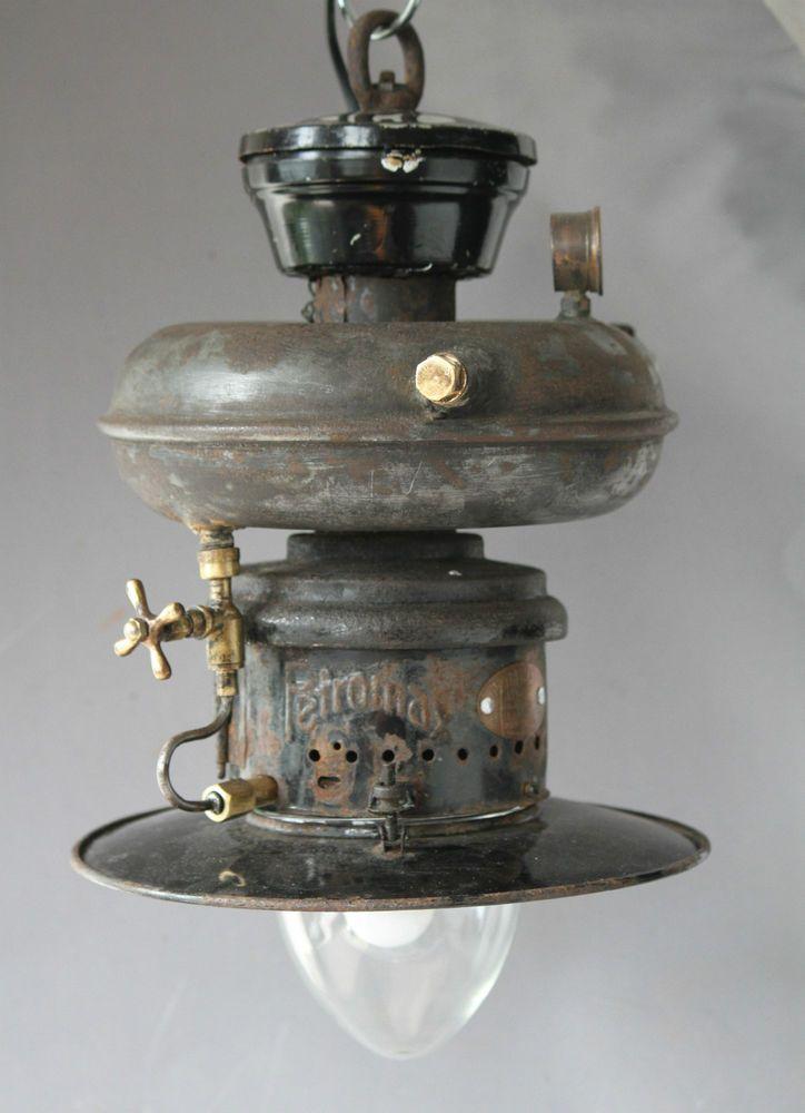 Petromax Factory Loft Light Vintage