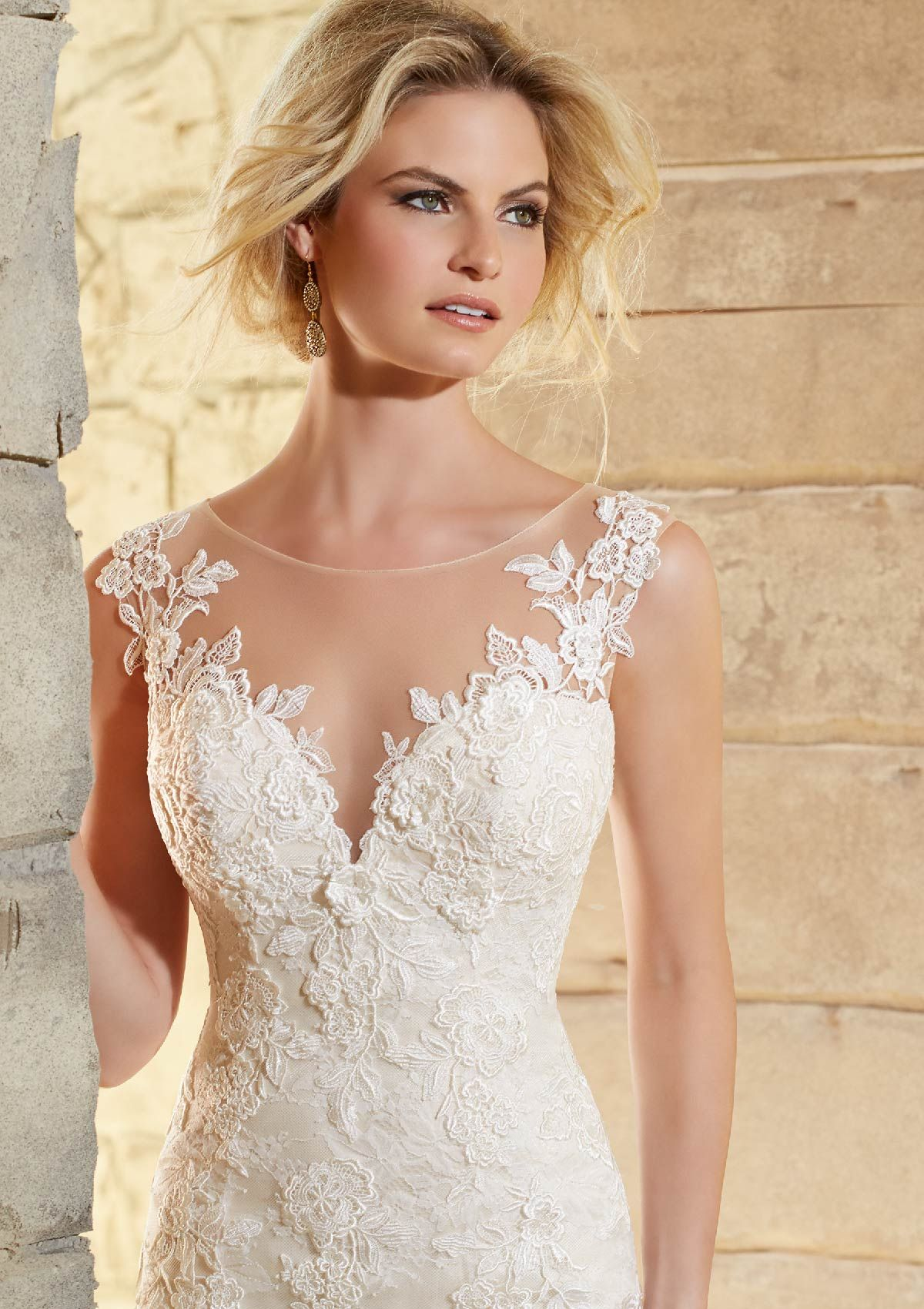Vestidos de novia casa luifer bello