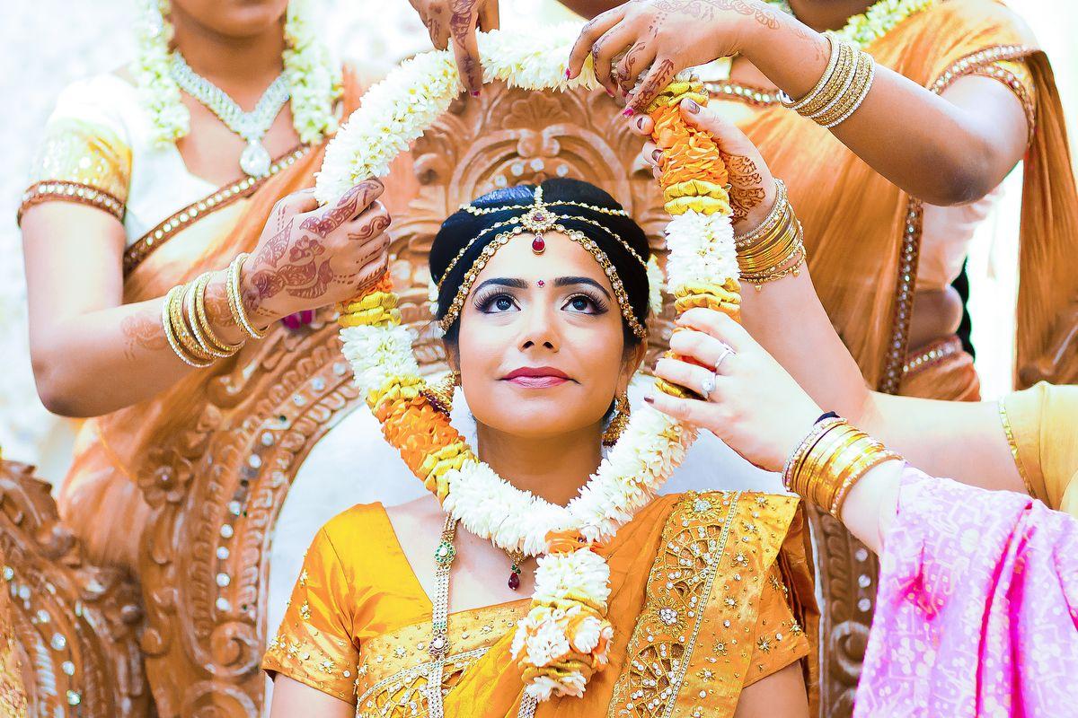 Tamil Wedding photography by Sheraz Khwaja South indian