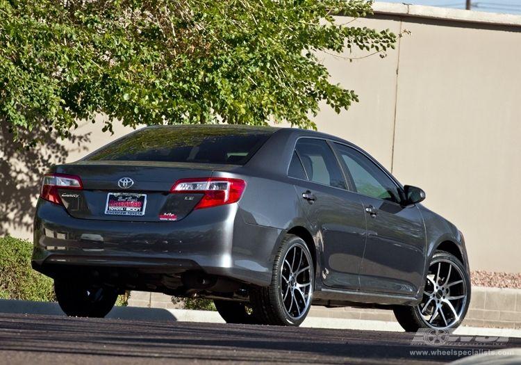 Toyota All New Camry 2012 Grand Veloz 1.3 Black Rims Stuff To Buy