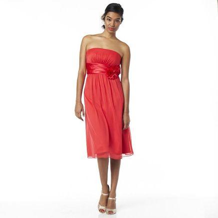 JOLIE Floral Waist Dress