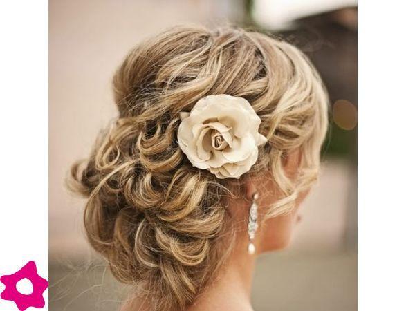 peinados de novia 2013