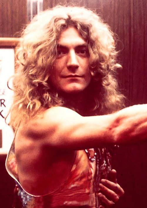 Robert Plant Arm Muscles  #wowzaaa