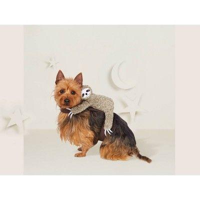 Halloween Sloth Rider Cat Dog Costumes Xs S Hyde Eek