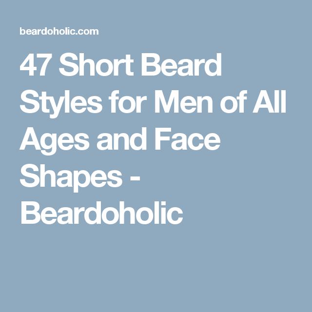 Photo of 47 Best Short Beard Styles für Männer jeden Alters und Gesichtsformen –