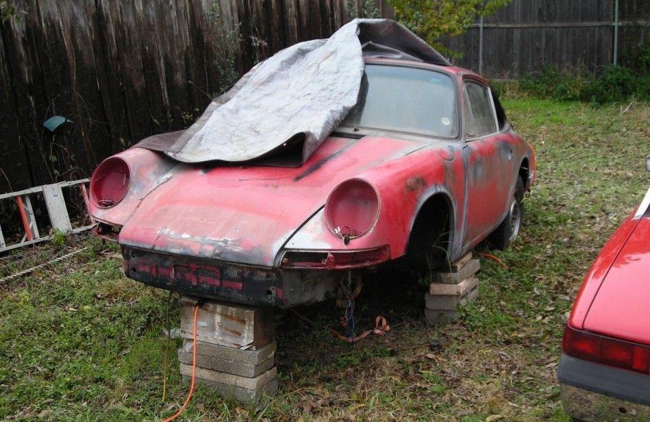 1966 Porsche 912: Sunroof Special - http://barnfinds.com/1966-porsche-912-sunroof-special/