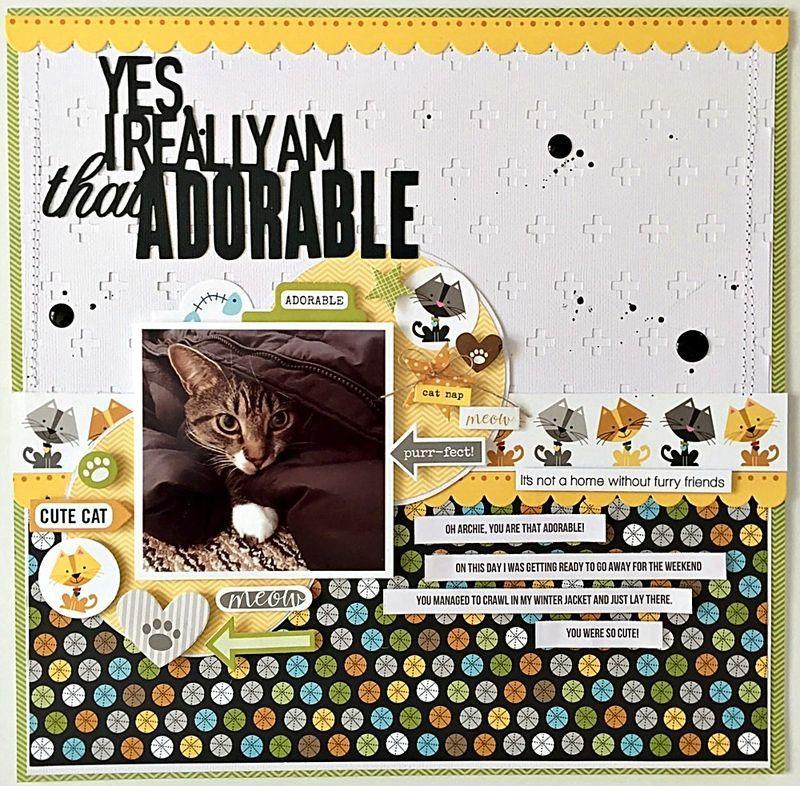 Adorable Kristine Davidson Scrapbook Layouts Pinterest