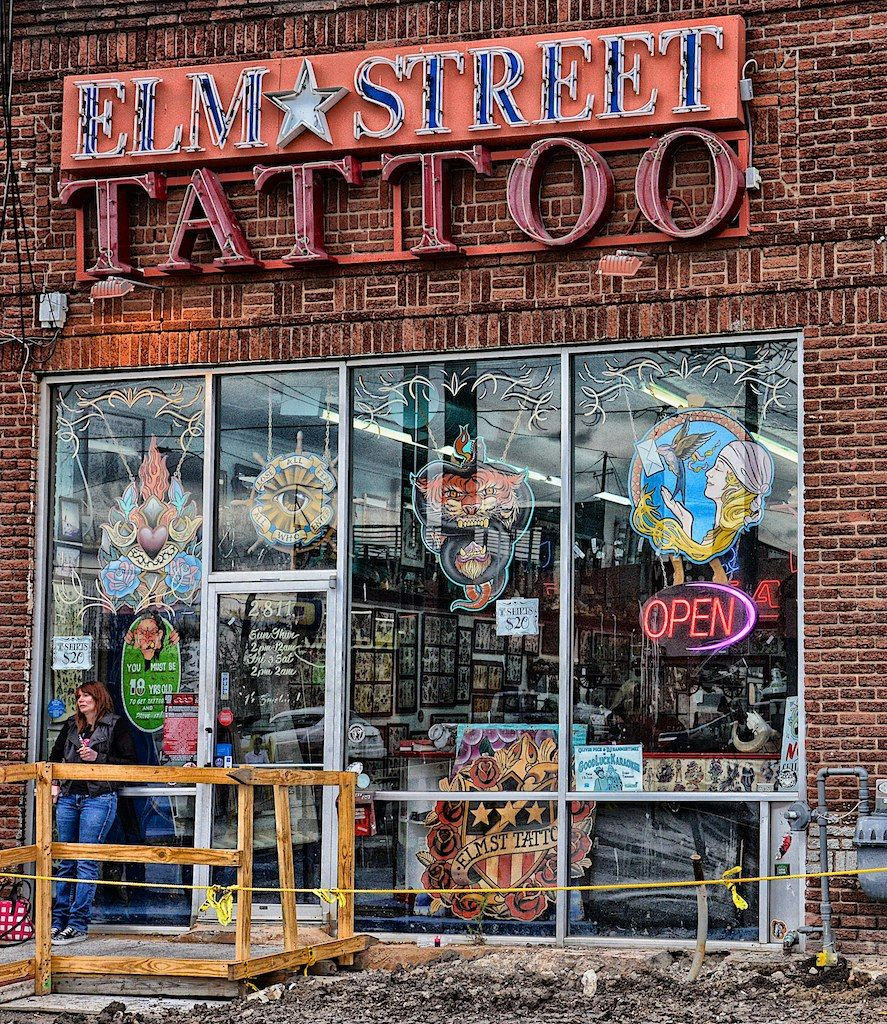 28 tattoo shops dallas tx dallas tattoo artist josh for Best tattoo shops in dallas