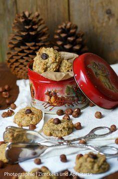 In meiner Weihnachtsbäckerei: die weltbesten und saftigsten Haselnussmakronen