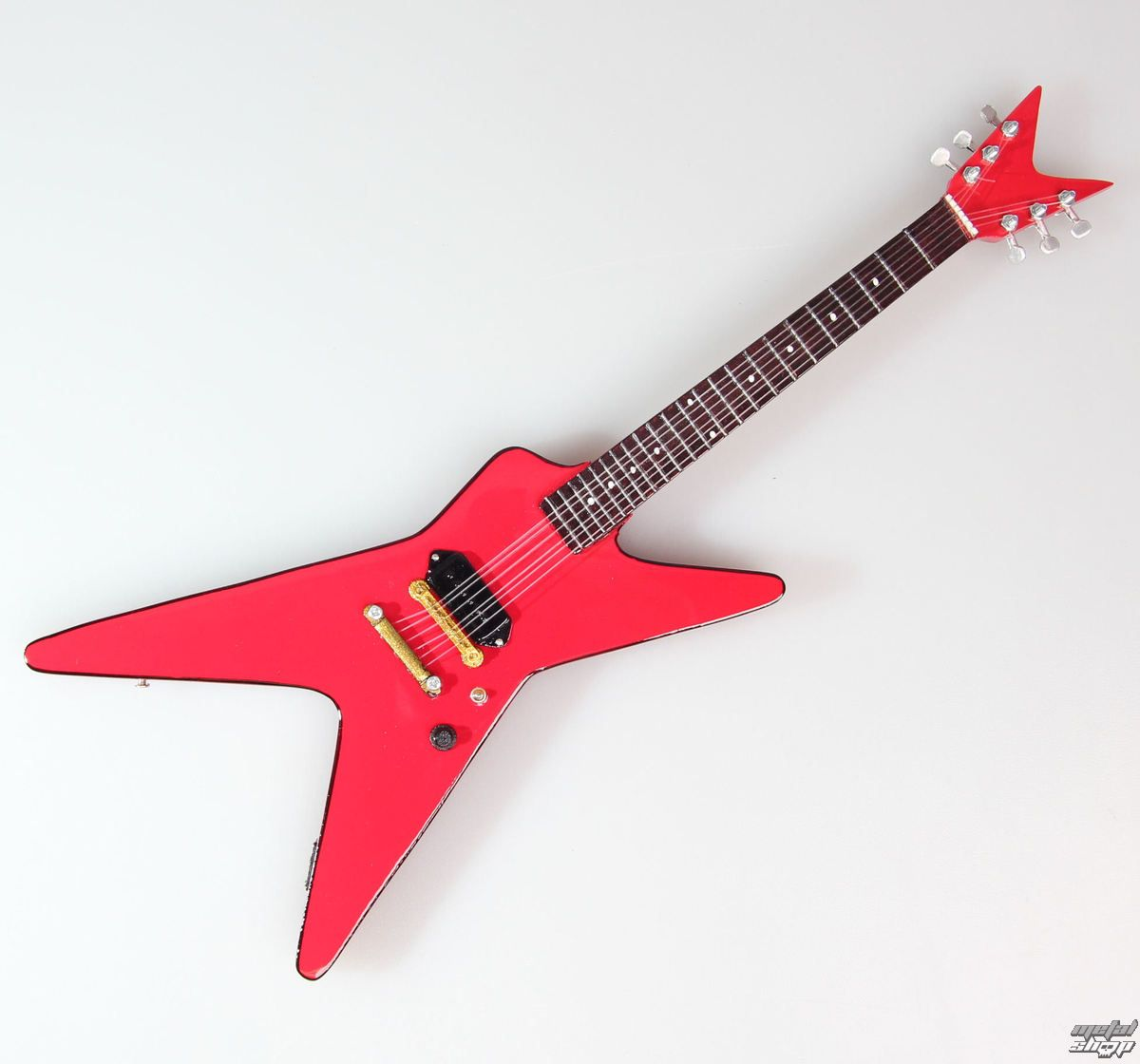 sammy hagar s red rocker awesome guitars pinterest sammy rh pinterest com