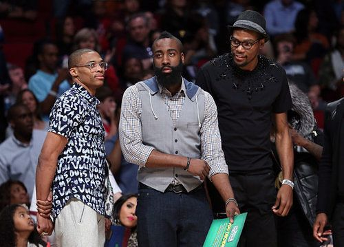 Modeconnect.com Fashion News - June 25 2014 - NBA players have influenced the fashion industry over recent years. @ Racked looks at the how, when and why