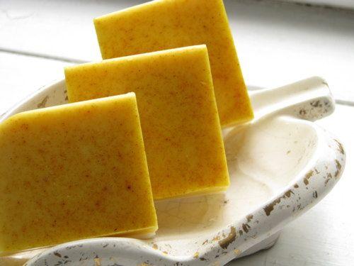 Frankincense and Myrrh Honey Soap | Sapuni | Honey soap