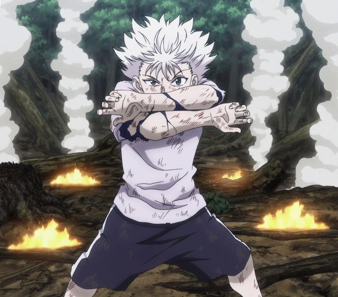 Killua Hunter x Hunter Hunter x hunter, Anime, Hunter