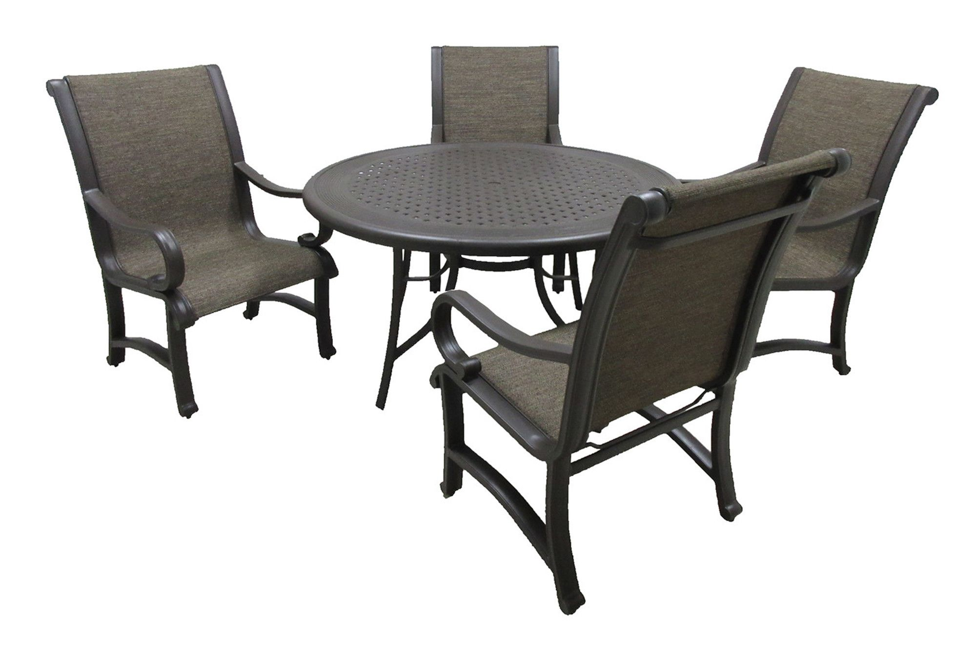 bartlet 5 piece dining set nan and patrick home in 2019 outdoor rh pinterest com