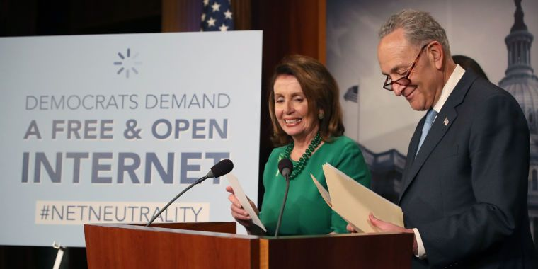 Democrats net neutrality bill would fully restore Obama