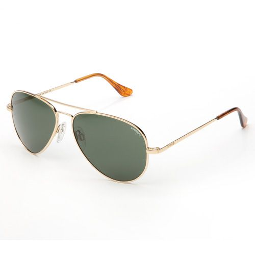 81cdd94f4ed1 Randolph Concorde 23K Gold Frame Skull Temple AGX Lens Sunglasses. You can  find them at