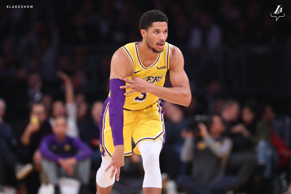 Josh Hart Los Angeles Lakers Lakers La Lakers