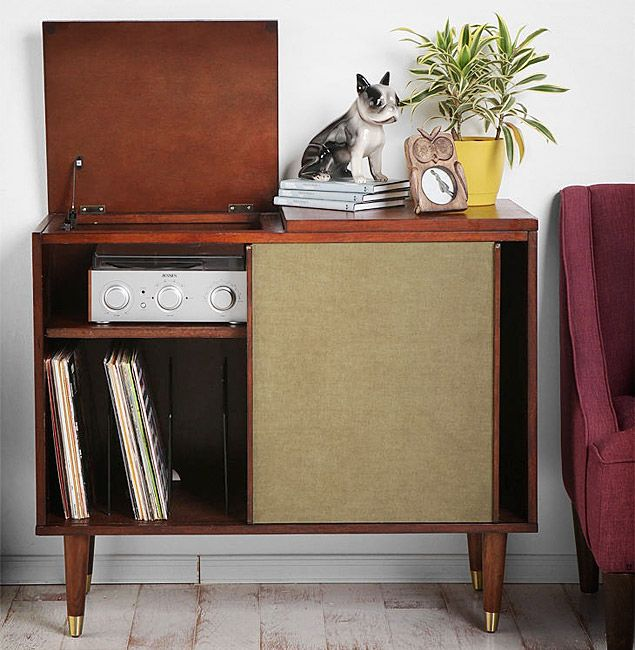 die besten 25 plattenspieler konsole ideen auf pinterest ikea platten aufbewahrung platten. Black Bedroom Furniture Sets. Home Design Ideas