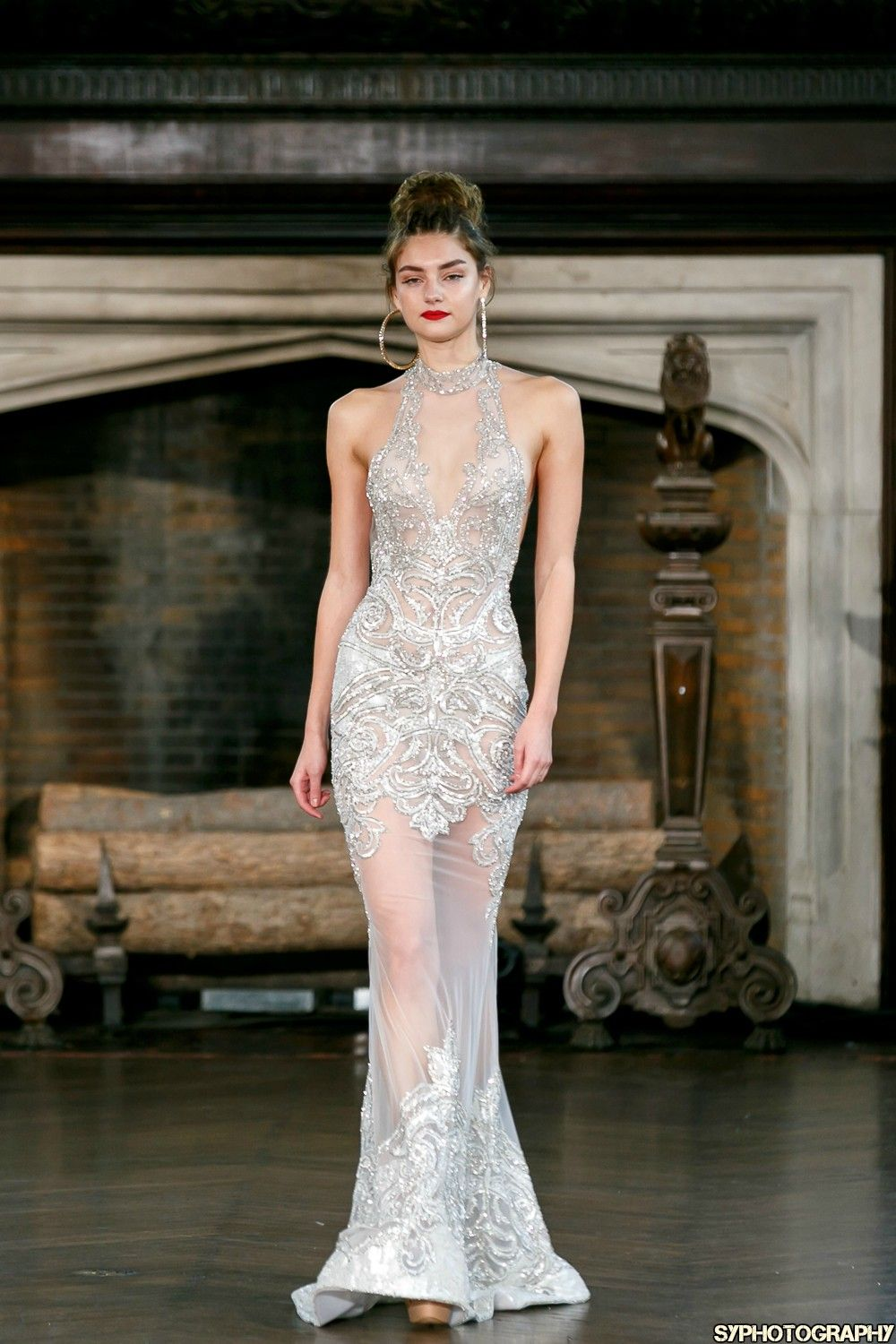 CSW's New York Bridal Week Diaries: Day Two   ChicagoStyle Weddings wedding gowns, wedding fashion, wedding dress, wedding dresses, wedding inspiration