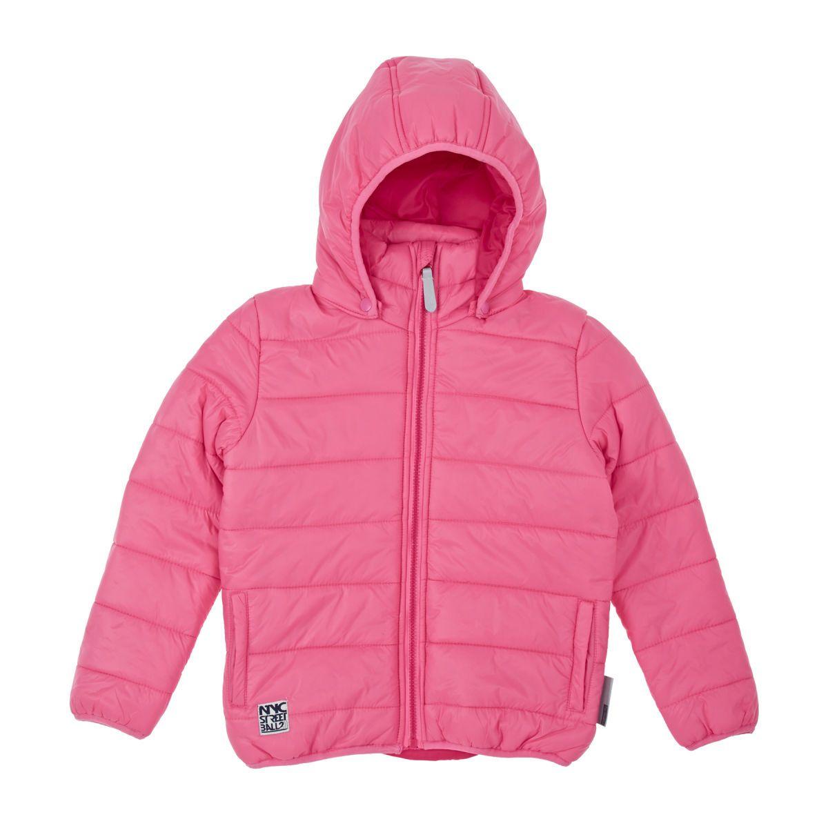 Name It Malvin Kids Jacket - Fandango Pink | Free UK Delivery
