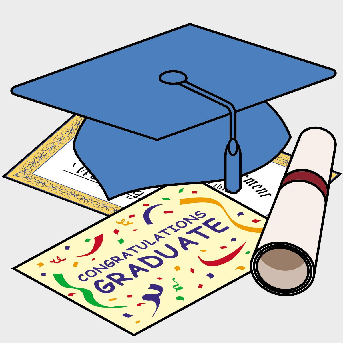 Graduation Images Clip Art