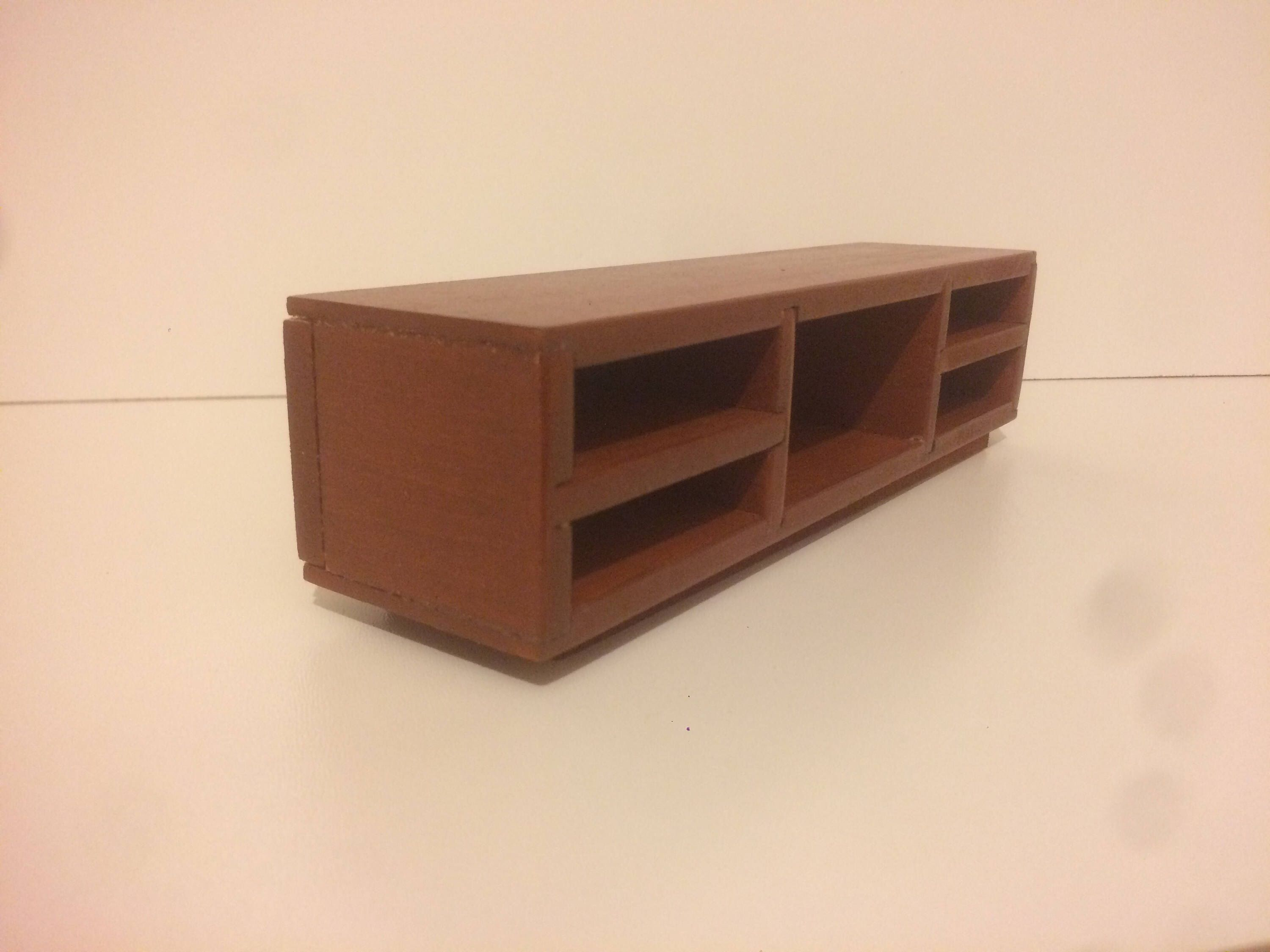 Modern tv units Brand new to