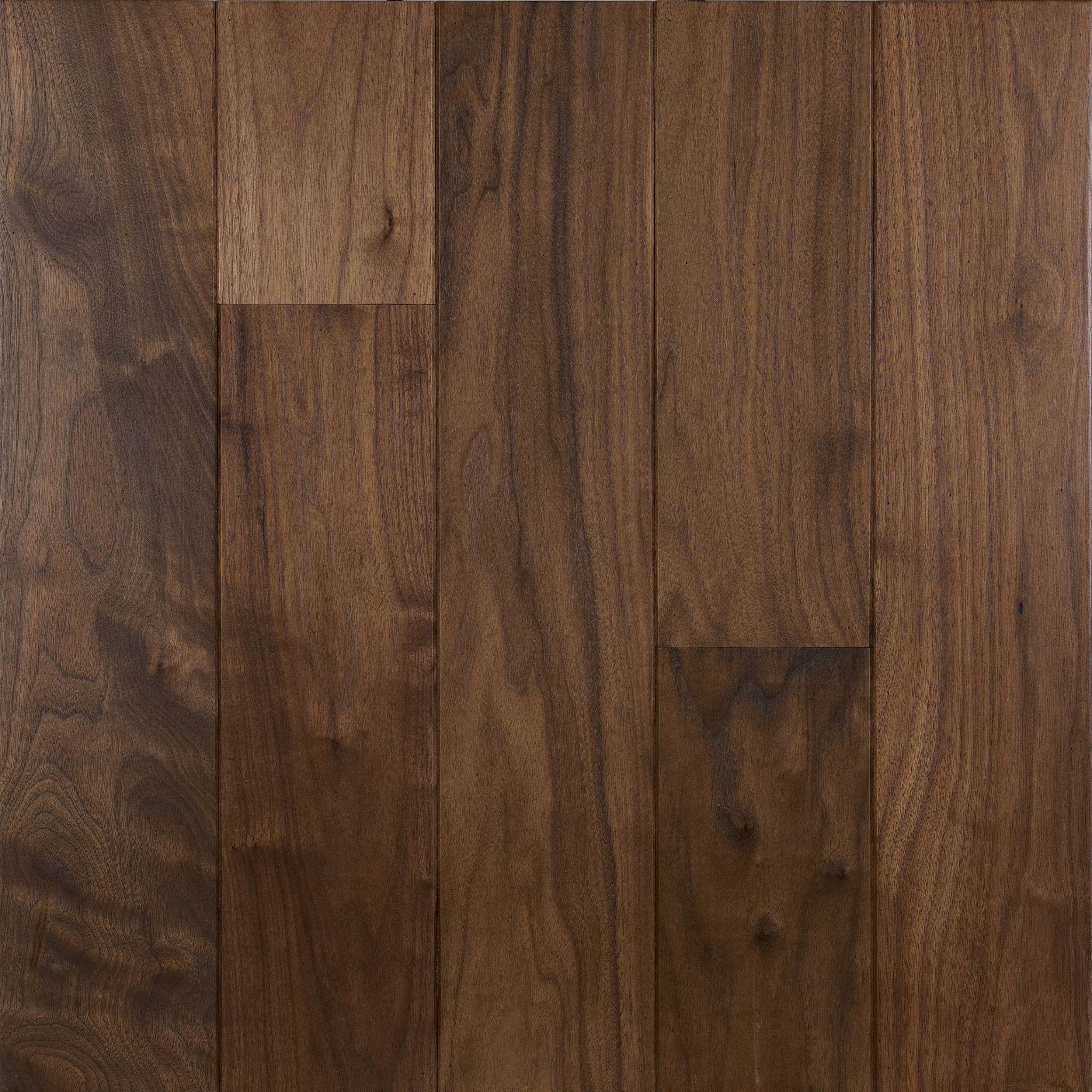 Prefinished American Walnut Natural 3 4 X3 1 4 Belmont
