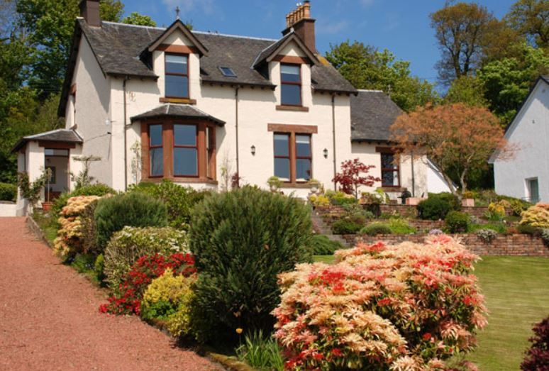 craig dhu holiday cottages lamlash isle of arran scotland self rh pinterest com
