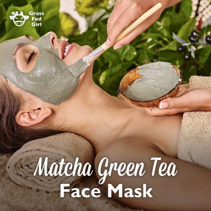 Photo of Matcha Green Tea, used in this face mask is a concentrated, very prized powder m…