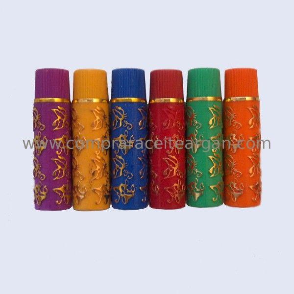 Pintalabios mágico Marruecos pack de 6 con pintalabios barra amarilla