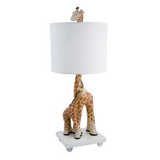 Decor For A Giraffe Bedroom Theme Giraffe Lamp Table Lamp