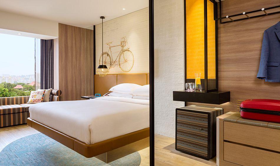 BTR workshop refreshes hotel jen tanglin singapore