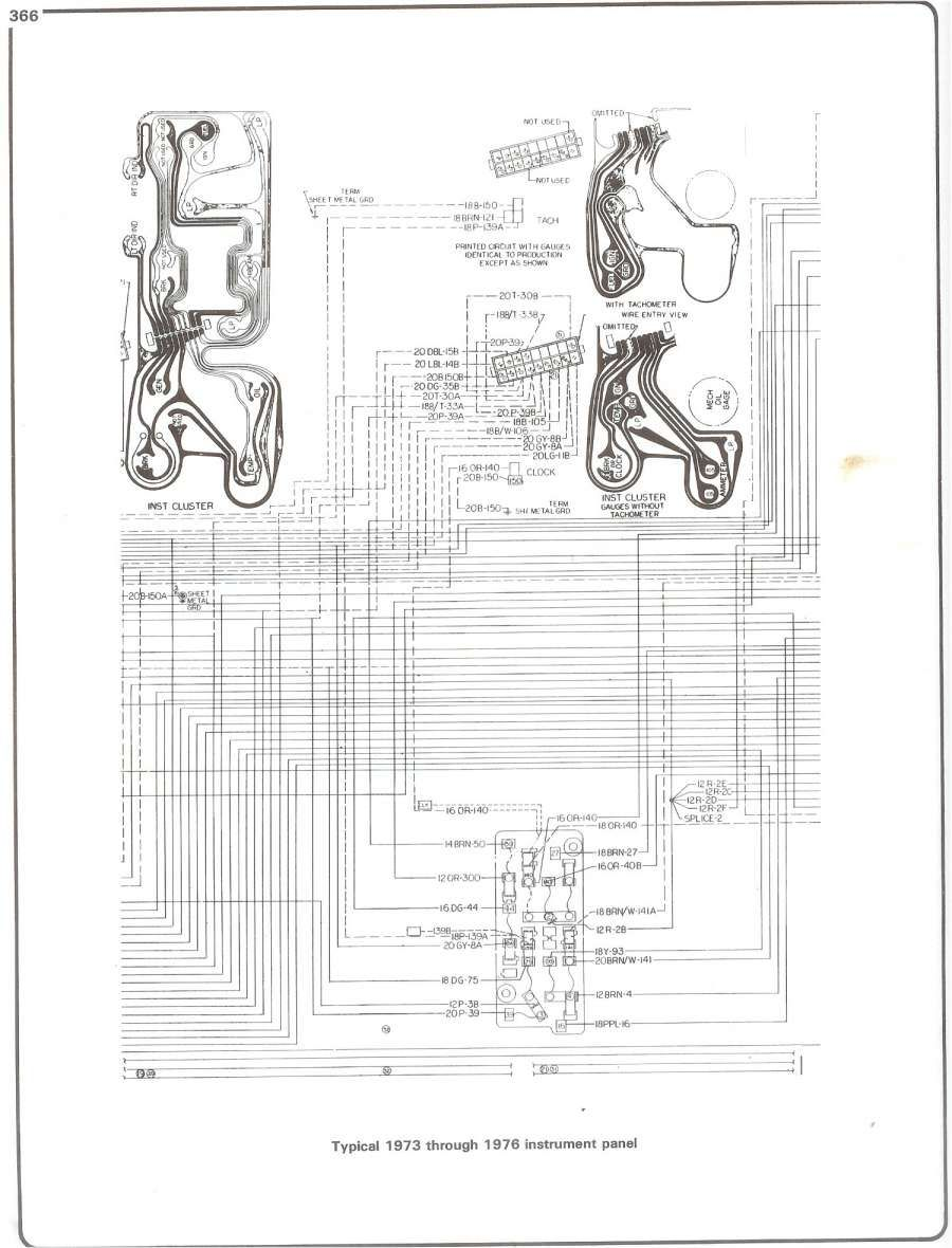 1984 Chevy Truck Electrical Wiring Diagram and Complete